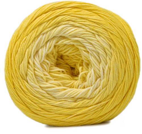 NEW - Lana Grossa Gomitolo Denim 013 Canary Yellow