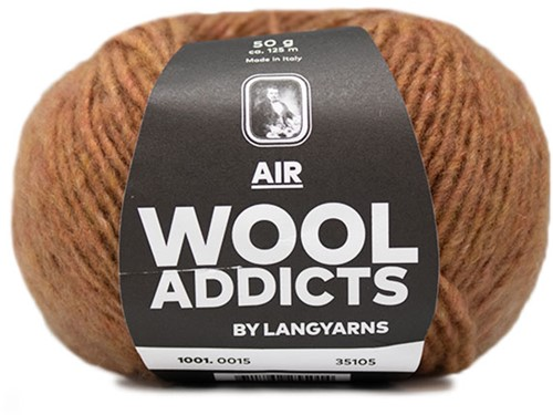 Lang Yarns Wooladdicts Air 015