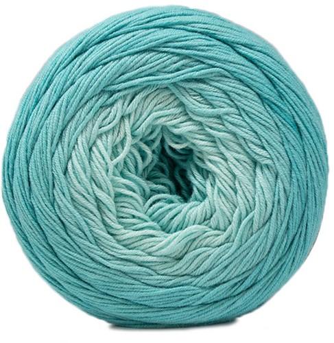 Lana Grossa Gomitolo Denim 015 Turquoise