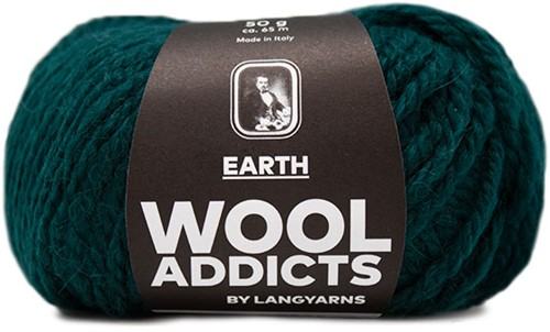 Lang Yarns Wooladdicts Earth 018