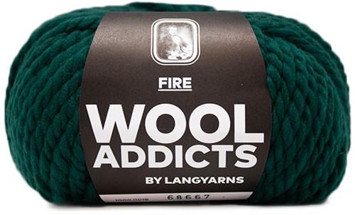 Wooladdicts Be Golden Trui Breipakket 4 S Moss