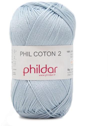 Phildar Phil Coton 2 0019 Ecume