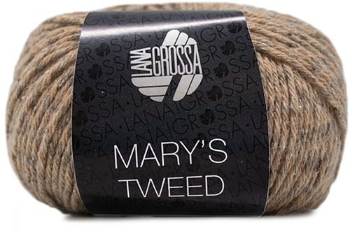Lana Grossa Mary's Tweed 001