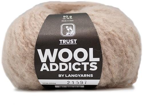 Lang Yarns Wooladdicts Trust 026 Beige