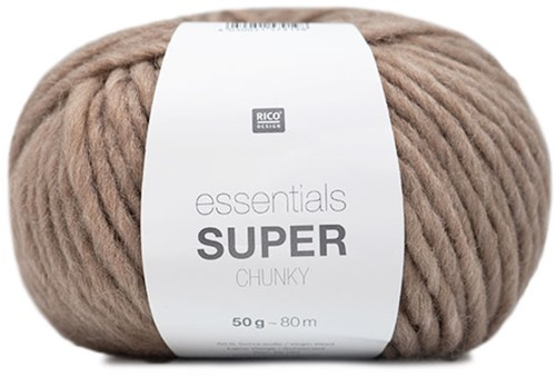 Rico Essentials Super Chunky 002 Beige