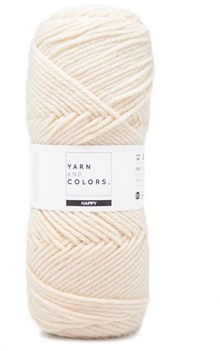 Yarn and Colors Maxi Cardigan Breipakket 1 S/M Cream