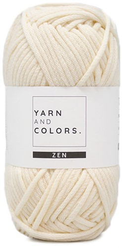 Yarn and Colors Tank Top Breipakket 1 Cream M