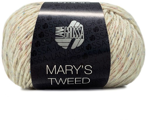 Lana Grossa Mary's Tweed 003