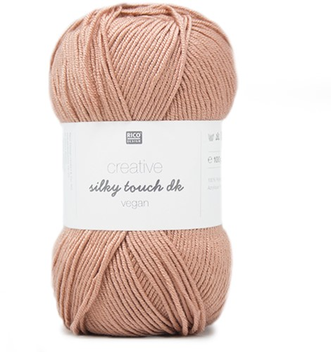 Rico Creative Silky Touch dk 03 Old Pink