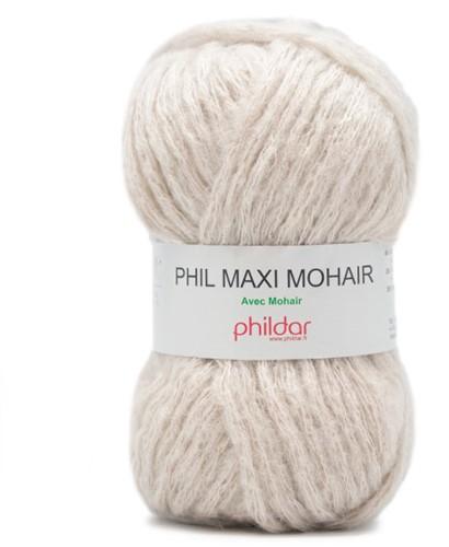 Phildar Phil Maxi Mohair 0048 Ecume
