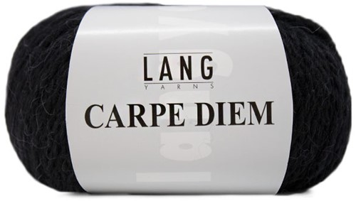 Lang Yarns Carpe Diem 004 Black