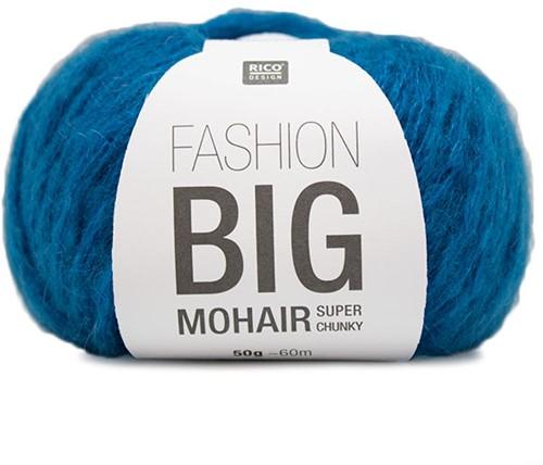 Rico Fashion Big Mohair 4 Azure