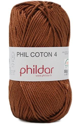 Phildar Phil Coton 4 5701 Ecureuil