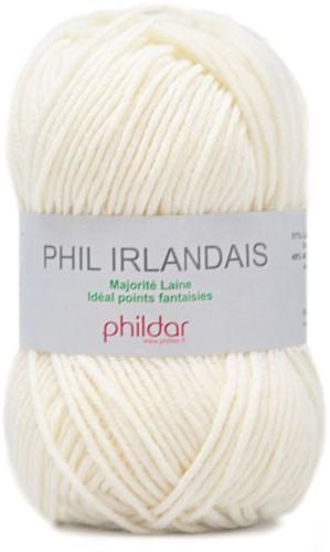 Phildar Phil Irlandais 0061 Ecru