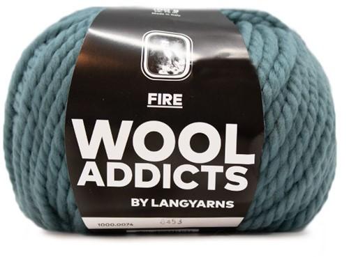 Wooladdicts Be Golden Trui Breipakket 2 L Atlantic