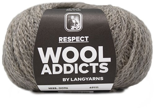 Lang Yarns Wooladdicts Respect 096 Sand