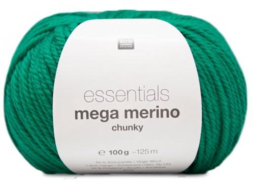 Rico Essentials Mega Wool Chunky 011 Green