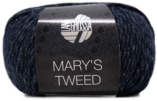 Lana Grossa Mary's Tweed 011