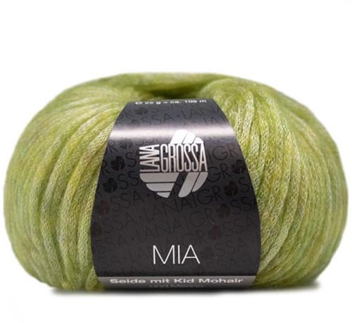 Lana Grossa Mia 011 Yellow-Green