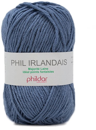 Phildar Phil Irlandais 0122 Navy