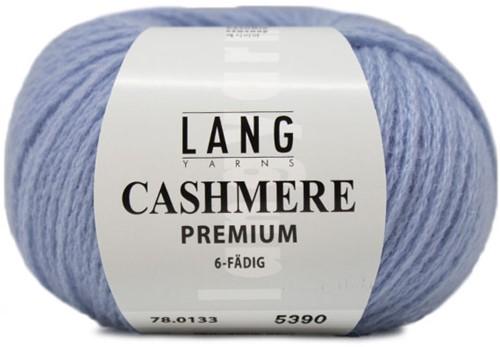 Lang Yarns Cashmere Premium 133 Jeans Mélange
