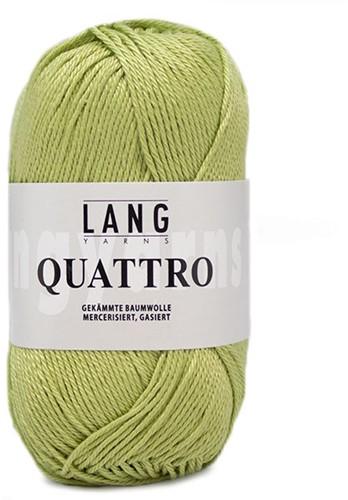 Lang Yarns Quattro 016 Light Green