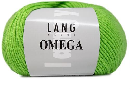 Lang Yarns Omega 016 Apple