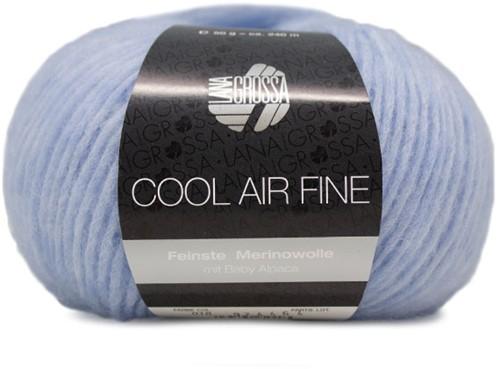 Lana Grossa Cool Air Fine 18 Light Blue