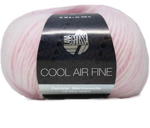 Lana Grossa Cool Air Fine 19 Soft Pink