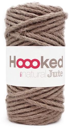 Hoooked Natural Jute 01 Cinnamon Taupe