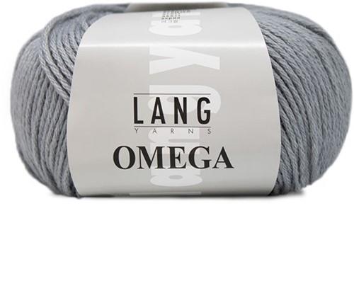 Lang Yarns Omega 023 Silver