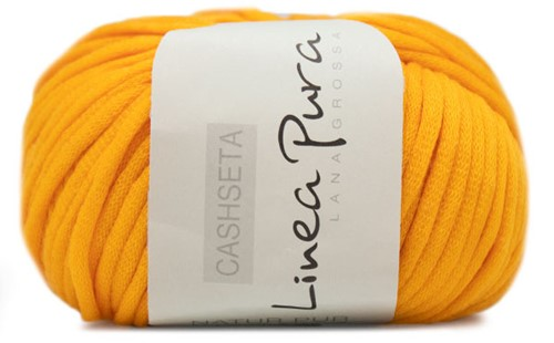 Lana Grossa Cashseta 26 Yolk Yellow