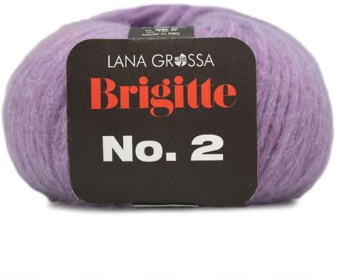 Lana Grossa Brigitte No.2 026 Lilac
