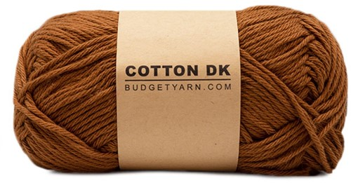 Budgetyarn Cotton DK 026 Satay