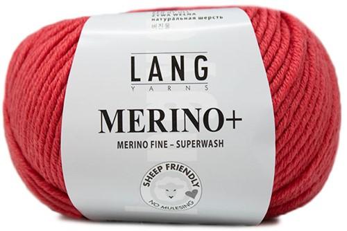 Lang Yarns Merino+ 029 Melon