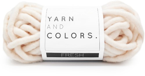 Yarn and Colors Fresh 002 Cream