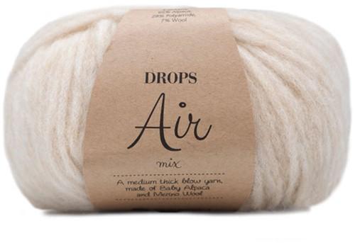 Drops Air Mix 02 Wheat