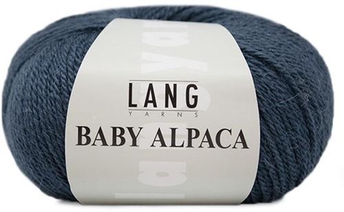 Lang Yarns Baby Alpaca 033 Jeans