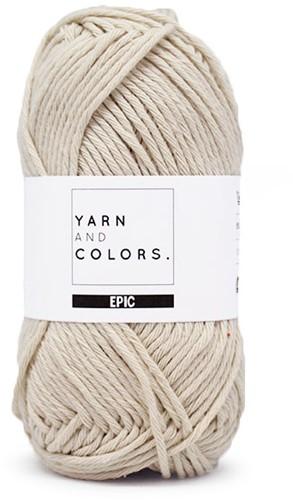 Yarn and Colors Moss and Cross Kussen Breipakket 1