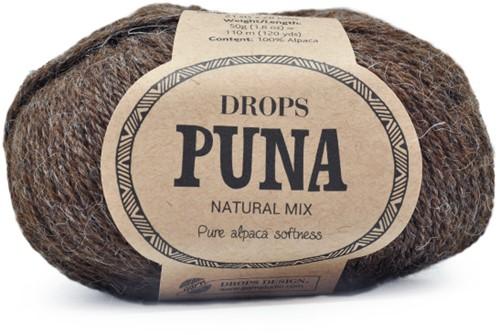 Drops Puna Natural Mix 03 Brown