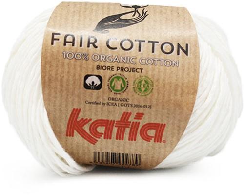 Katia Fair Cotton 03 Off White