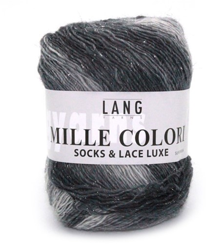 Lang Yarns Mille Colori Socks & Lace Luxe 03