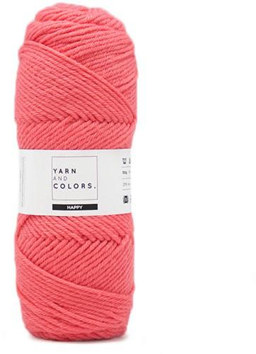 Yarn and Colors Maxi Cardigan Haakpakket 5 L/XL Pink Sand