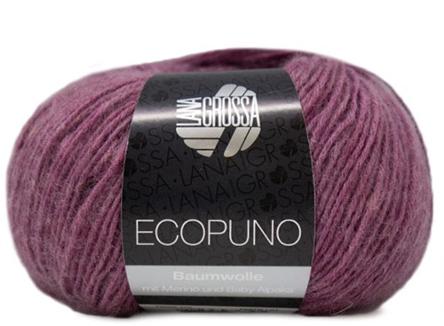 Lana Grossa Ecopuno 040 Berry