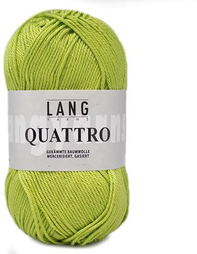 Lang Yarns Quattro 044 Lime