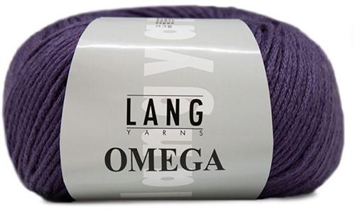 Lang Yarns Omega 045 Violett