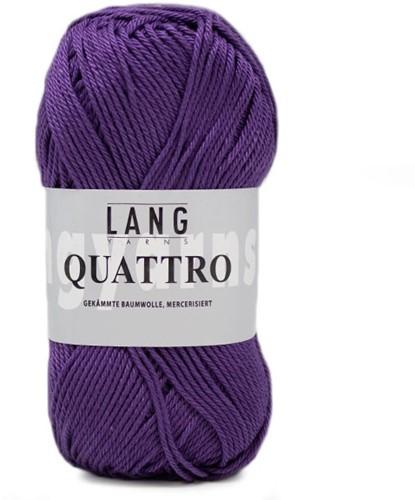 Lang Yarns Quattro 046 Purple
