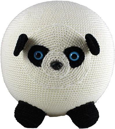 Ballonbal Haakpakket Panda