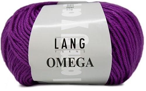 Lang Yarns Omega 047 Medium Violett
