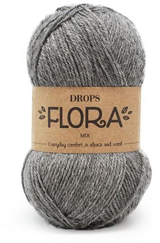 Drops Flora Mix 04 Medium grey